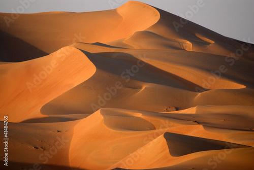 Wydmy w Abu dhabi