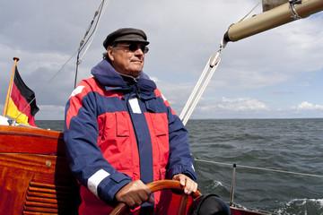Rentner auf See