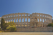 Römisches Amphitheater in Pula