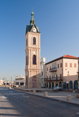 Jaffa Clock Tower, Israel