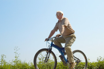 Retired cyclist