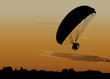 Powered paraglide - 41498706
