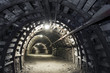 Underground tunnel in the coal mine - 41500159