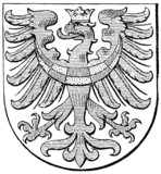 Coat of arms of Carniola, (Austro-Hungarian Monarchy) poster