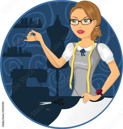 Sarta-Seamstress - 41503140