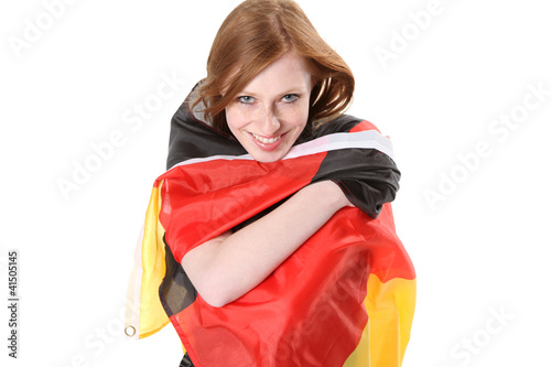 Deutschland Fan