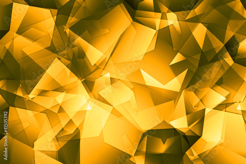 Yellow Geometry