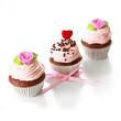 Cupcakes für Verliebte - freigestellt
