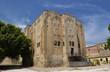 Il Castello della Cuba o Cuba Sottana, Palermo, Italia