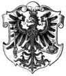 Coat of Arms East Prussia, (Province of Kingdom of Prussia)
