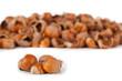 Biocombustibile: gusci di nocciole