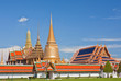 Wat Phra Kaew, The Emerald Buddha Temple, Thailand