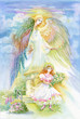 Watercolor Angel