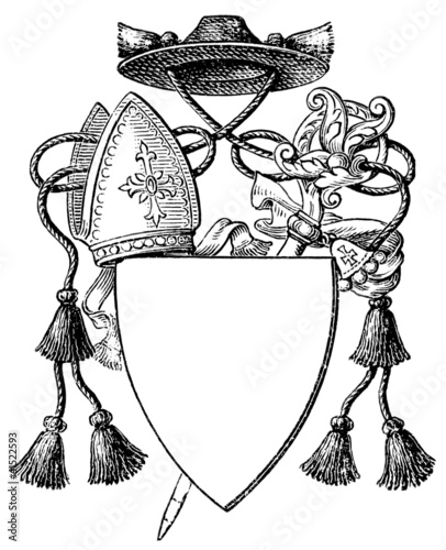 Abbot Coat of Arms
