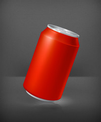 Drink Can, vector