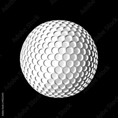 Golf ball for adv or others purpose