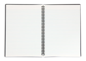 open page notepad
