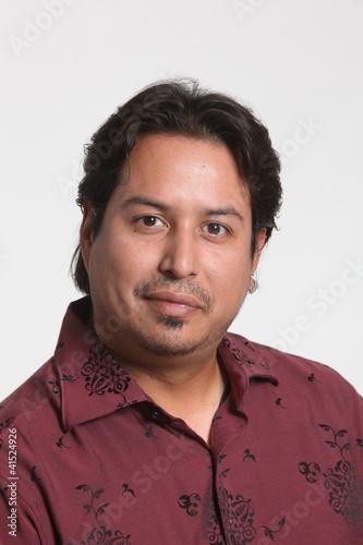 Hispanic Male Model