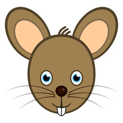 Mouse web user avatar or icon