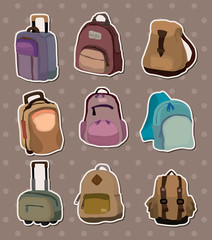 bag stickers
