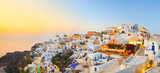Fototapety Santorini sunset (Oia) - Greece