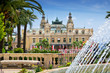 canvas print picture - Casino, Monte Carlo, Monaco