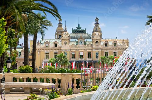 Casino, Monte Carlo, Monaco - 41531796