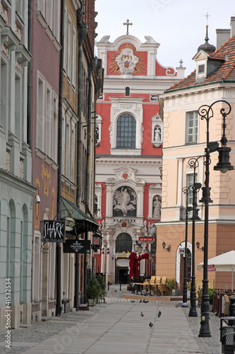 View of the Baroque Parish Church © roobcio