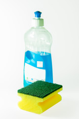 Dish washing sponge