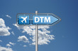 Dortmund (DTM) international Airport