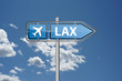Los Angeles (LAX) international Airport
