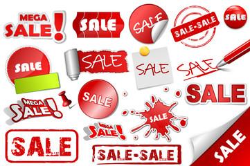 Vector Set Sale