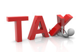 Taxpayer under heavy tax burden