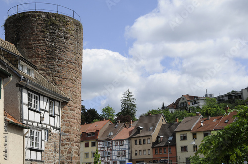 Rosenturm in Eberbach am Neckar