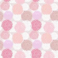 Cute unique floral pattern