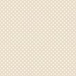 Seamless Star Pattern Beige/White