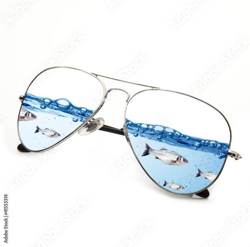 occhiali acquario