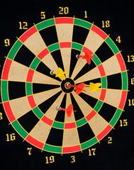 darts game