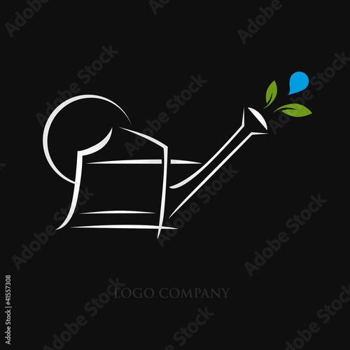 Logo jardin logo jardinier de logostylish fichier for Logo jardin