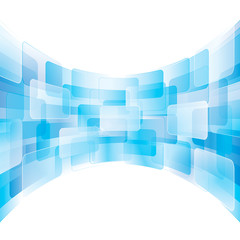 Virtual technology abstract background.