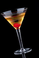 French martini - Most popular cocktails series