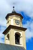 Chiesa di SS. Antonio Abate, Livigno poster