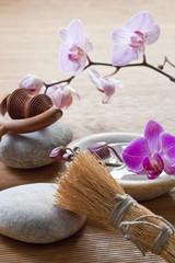 pampering bath