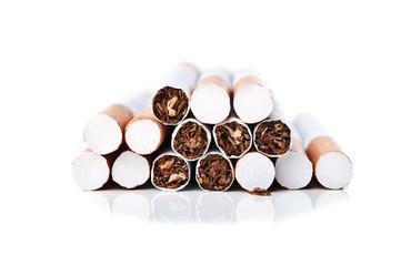 cigarettes isolated