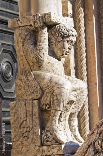 St. George's Basilica. Ferrara. Emilia-Romagna. Italy.