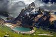 Fototapeten,patagonia,see,argentine,berg