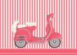 Cute Motorcycle