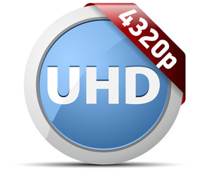 UHD 4320p UHDTV Ultra High Definition Television