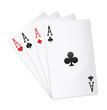 ace four of a kind