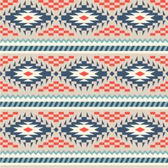 Seamless pattern in peruvian style
